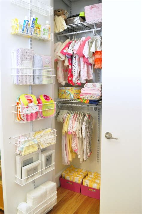 happily a housewife kid friendly hall closet organization small reach in closet organization ideas the happy housie