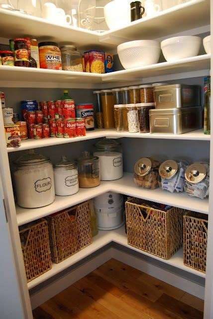 Pantry On The Go by 25 Best Ideas About Corner Pantry Organization On