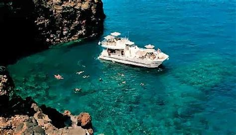 catamaran tours big island hawaii adventureinhawaii big island snorkeling