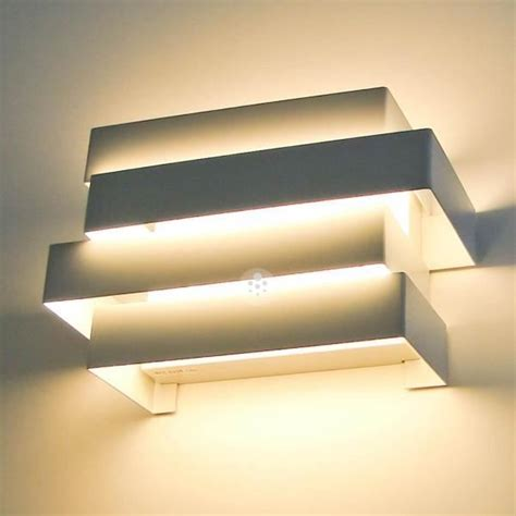 Applique Moderne A Led by Applique Led Moderne Design Scala 6x1w Achat Vente