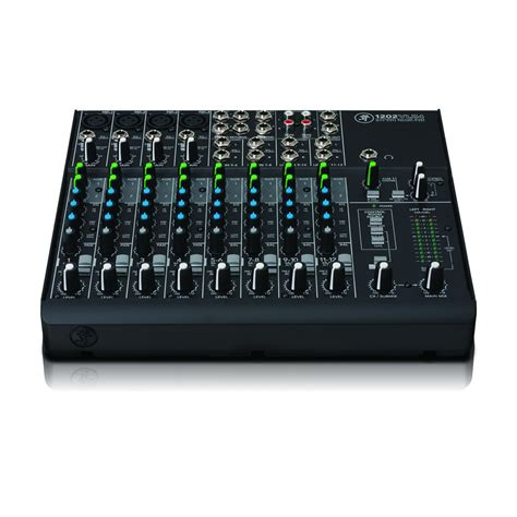 Mixer Mackie Second mackie 1202 vlz4 12 channel compact mixer the podcaster
