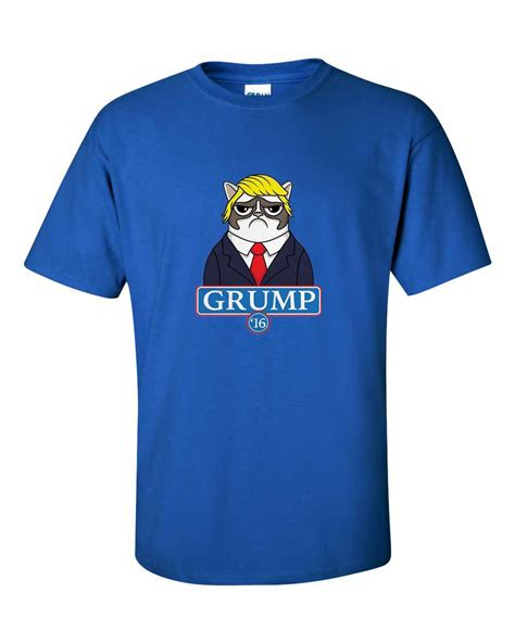grumpy cat for president 2016 donald for president 2016 grumpy cat political mens