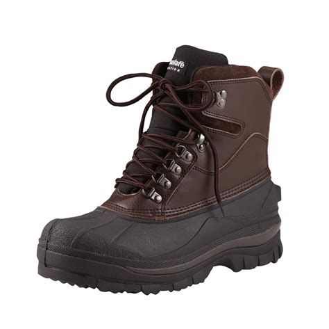 winter boot rothco thinsulate lined cold weather winter pac boot