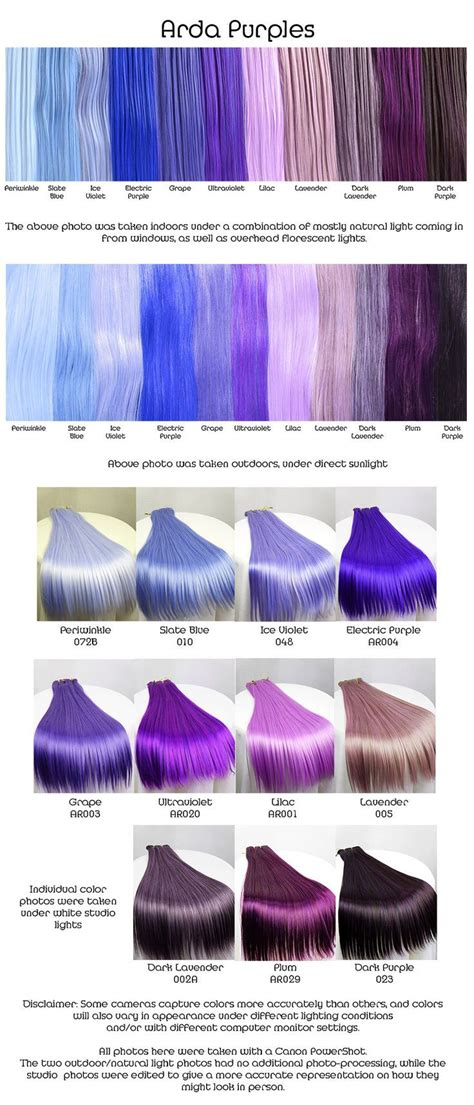 purple color shades 25 best ideas about purple hair on