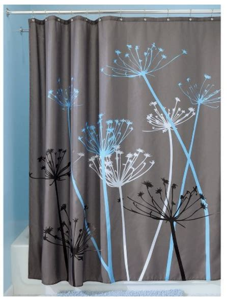 design your own shower curtain online 72 215 72 inch interdesign thistle shower curtain only