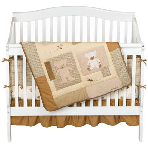 Eddie Bauer Crib Bedding Eddie Bauer Teddy 4 Pc Baby Crib Bedding Set Free Shipping Crown Crafts Nojo Baby