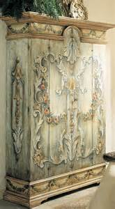Decorative Armoire Stylish Wardrobe Drawings Francesco Molon Italian