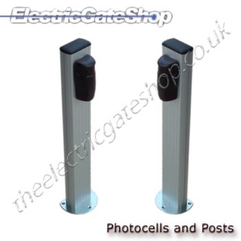 Outdoor L Post With Outlet And Photocell by Photocells And Posts
