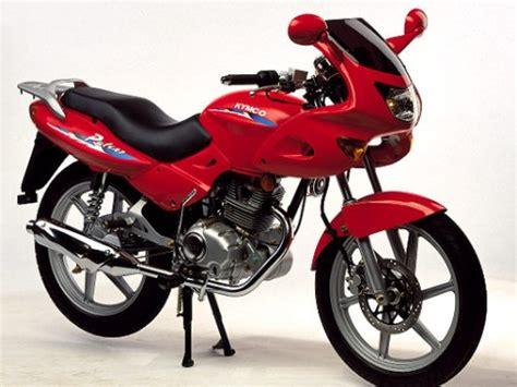 125 Motorrad Liste liste der kymco motorr 228 der