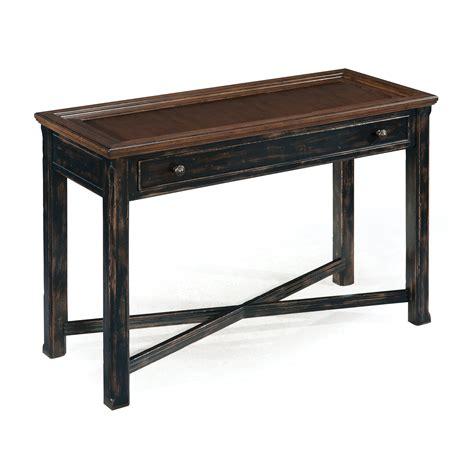 magnussen rectangular console table magnussen clanton wood rectangular sofa table console