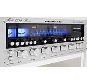 Modding A Vintage Marantz 4240 Amplifier / Receiver To Add