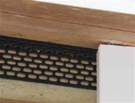 Schutz Vor Insekten Bei Hinterluefteter