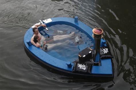 crazy boat tubes hot tub boat craziest gadgets