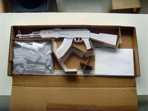 How To Make A Paper Gun Ak 47 - paper wars by postlerferguson yatzer