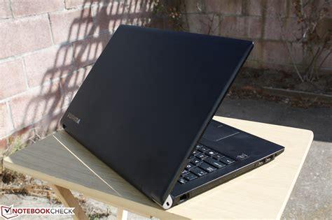 toshiba tecra a50 c notebook review notebookcheck net reviews