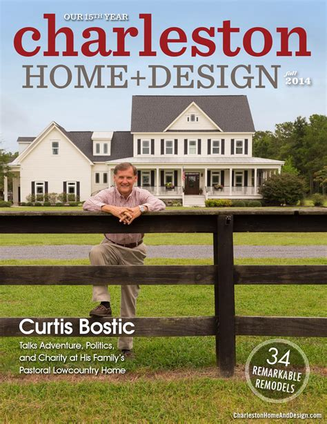 Charleston Home And Design Magazine Jobs by Charleston Home Design Magazine Fall 2014 By