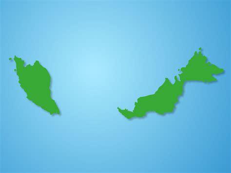 vector malaysia map malaysia vector map