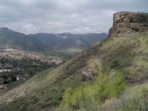 trail and park reviews table mountain golden colorado