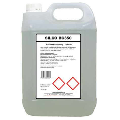 silicone bulk silco bc350 bulk silicone lubricant sila05 163 45 50