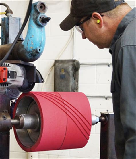 pattern roller canada conestogo contact wheel inc your rubber roll specialist