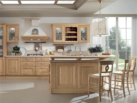 in cucina cucina in castagno by cucine lube
