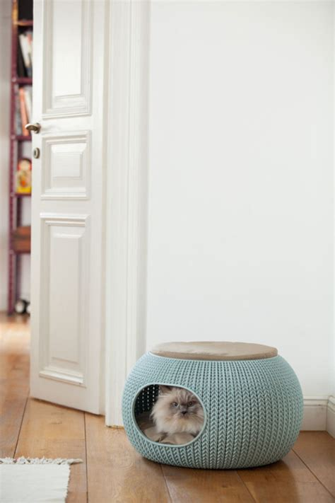 designer pet beds for national pet month decor10