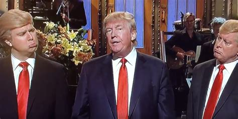 where does donald trump live nbc snl donald trump monologue business insider