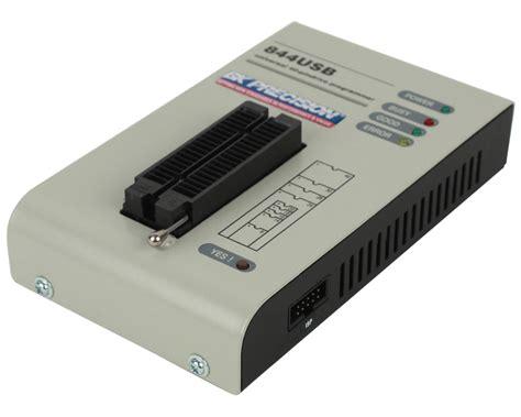 Usb Programer model 844usb device programmer with usb pc interface b