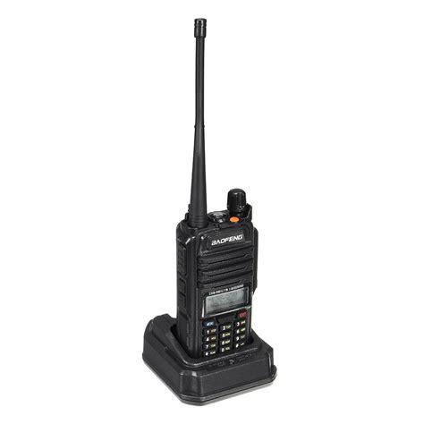 Baofeng R760 Waterproof baofeng bf r760 waterproof dual band 2 way radio ham transmitter walkie talkie sale banggood