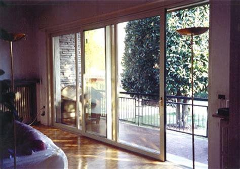 montare una porta scorrevole montare una porta finestra scorrevole le finestre come