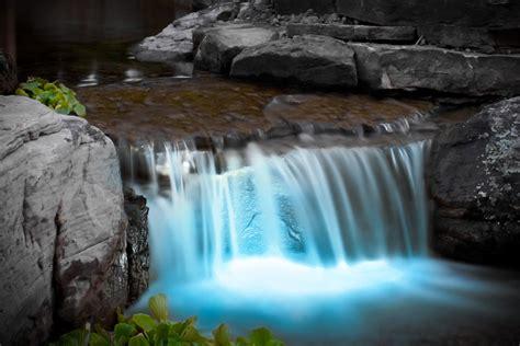 Led Pond Lights Iron Blog Waterfall Lights