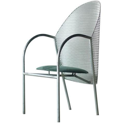 Kuramata Chair by Hal Chair Shiro Kuramata For Sale At 1stdibs