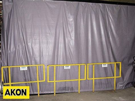 warehouse curtain dividers warehouse curtain walls akon curtain and dividers