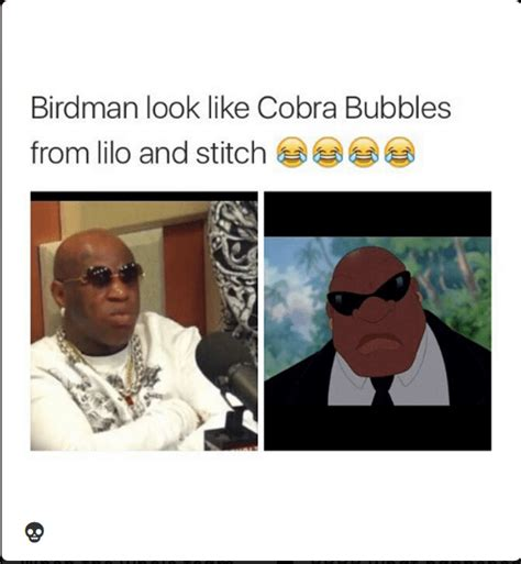 Birdman Meme - birdman s fury rapper warns power 105 1 s presenters