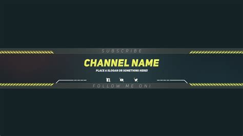 new fifa 16 youtube channel art template free on behance