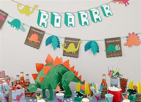 themed birthday parties nz buy dinosaur party supplies online at build a birthday nz