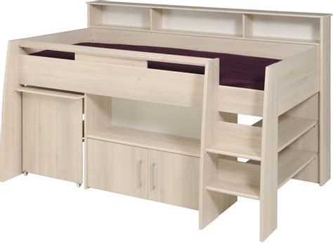 Caign Bed by Avenue Kurt Midsleeper Cabin Bed Parisot