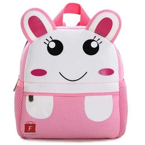 Tas Sekolah 4in1 Tanpa Boneka Lucu Murah Tas Kuliah jual tas sekolah anak gambar kartun hewan lucu di lapak santalia santalia580