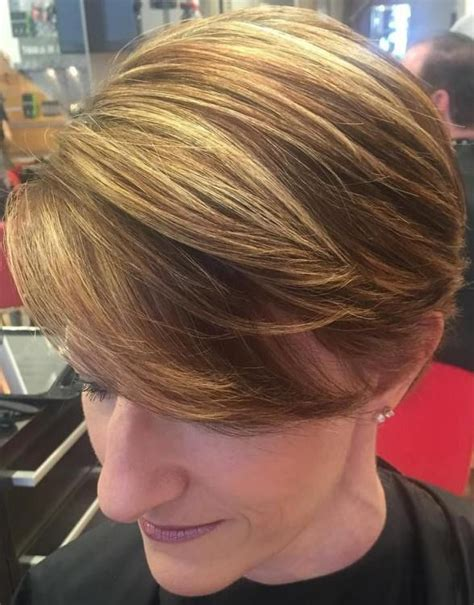 wedge one side longer hair 10 best images about hair styles on pinterest brown