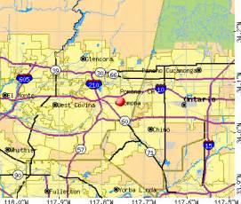 california map pomona pomona california ca 91766 profile population maps