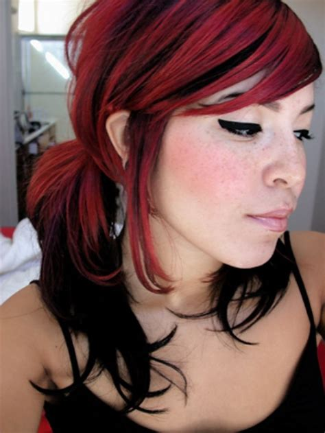 hair color 201 best 25 red black hair ideas on pinterest