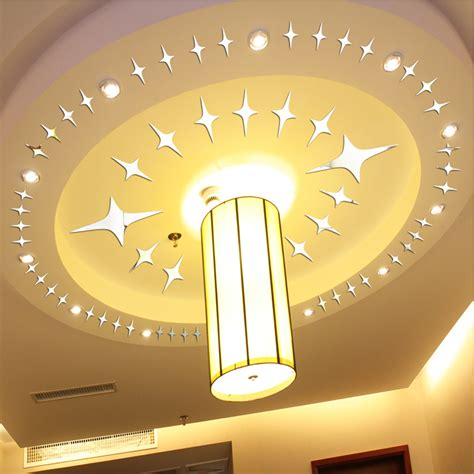 3d Wall Sticker 14952275 50pcs twinkle ceiling decor 2014 reflective