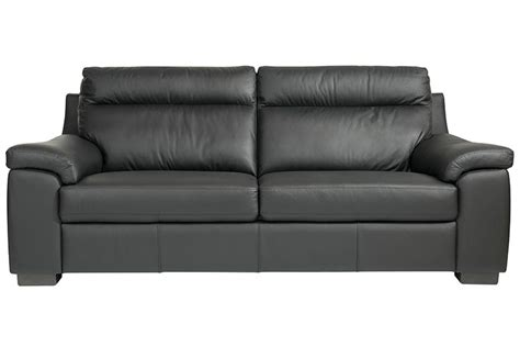 brighthouse sofas florence 2 seater sofa black grey brighthouse