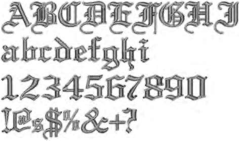 tattoo writing styles numbers different number fonts for tattoos tattoos pinterest