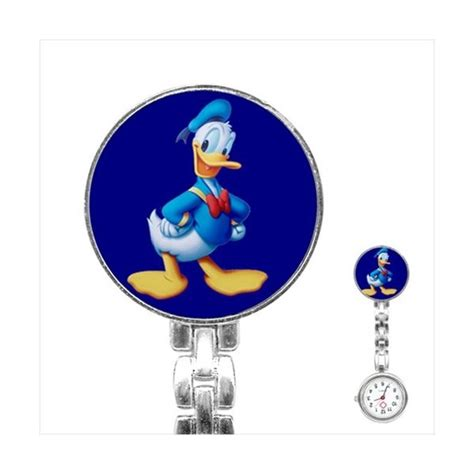 Donald Duck Iphone 7 7 Plus Casing Cover Hardcase disney donald duck stainless steel nurses fob