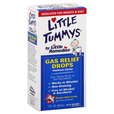 gas relief remedies tummy gas relief drops 1 oz