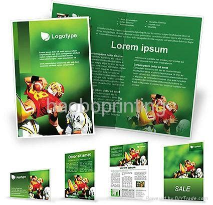 nice brochure printing haobo china manufacturer