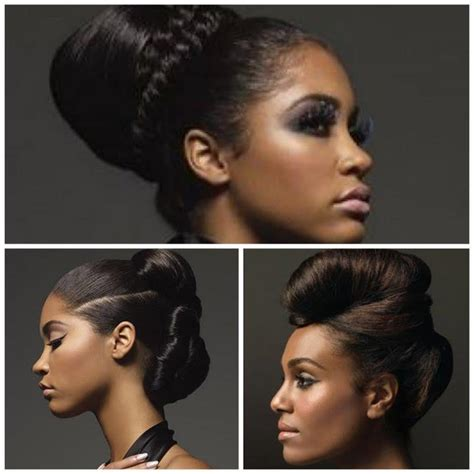 Relaxed Hair Protective Styles For Hair by Protective Hairstyles For Relaxed Texlaxed Hair Textures