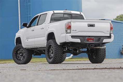 Toyota Tacoma Lift Kit 6 Inch Country 6 Inch Suspension Lift Kit For 05 15 Toyota
