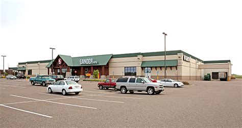 gander mountain woodbury minnesota outlook on gander mountain real estate could be dim